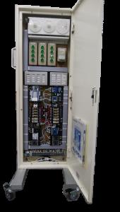 フル2線式リモコン検証盤(当社製)